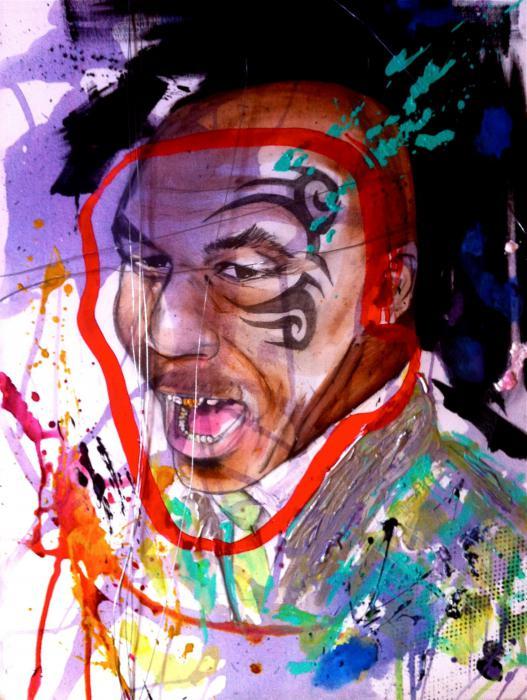 Mike Tyson par Valerioval